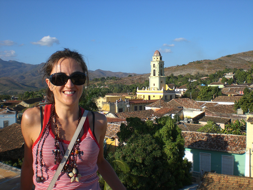 my beloved sunglasses, Trinidad, Cuba
