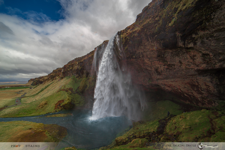 Seljalansfoss by The Talking Trails in waterfalls of Iceland