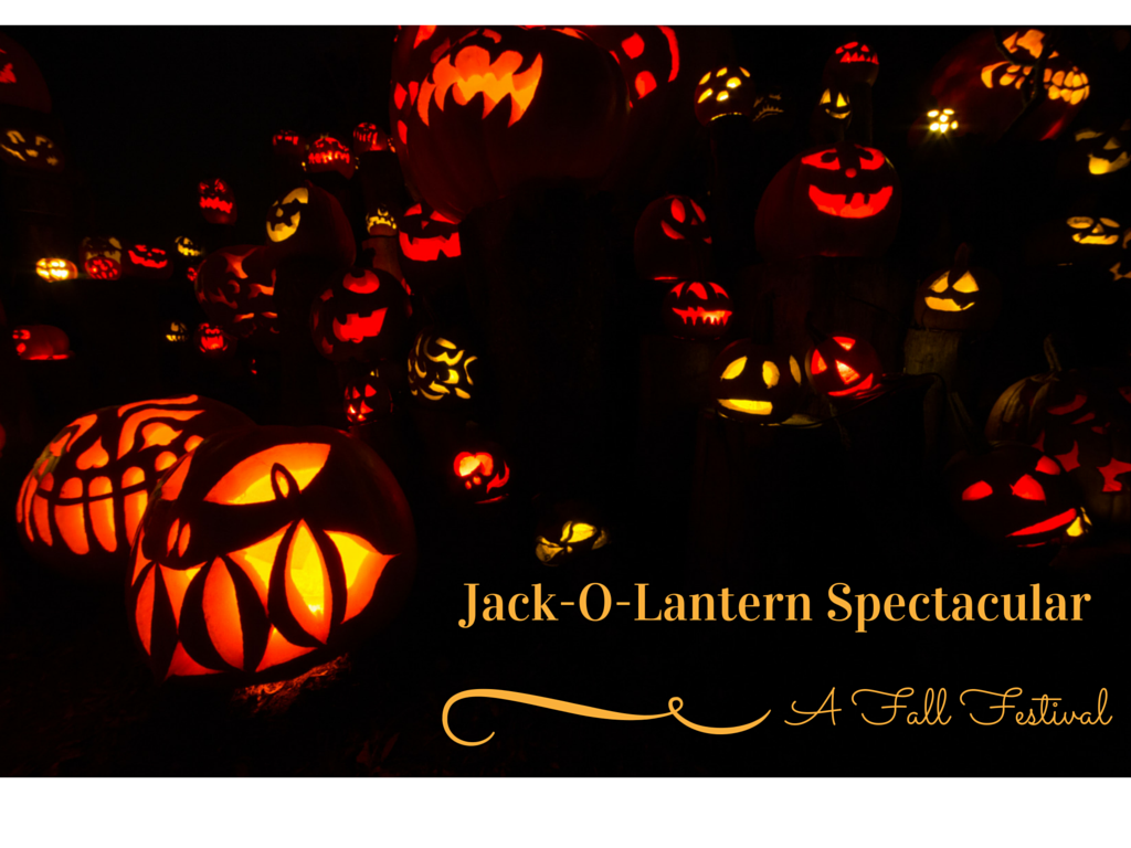Jack O Lantern Festival by The Talking Trails