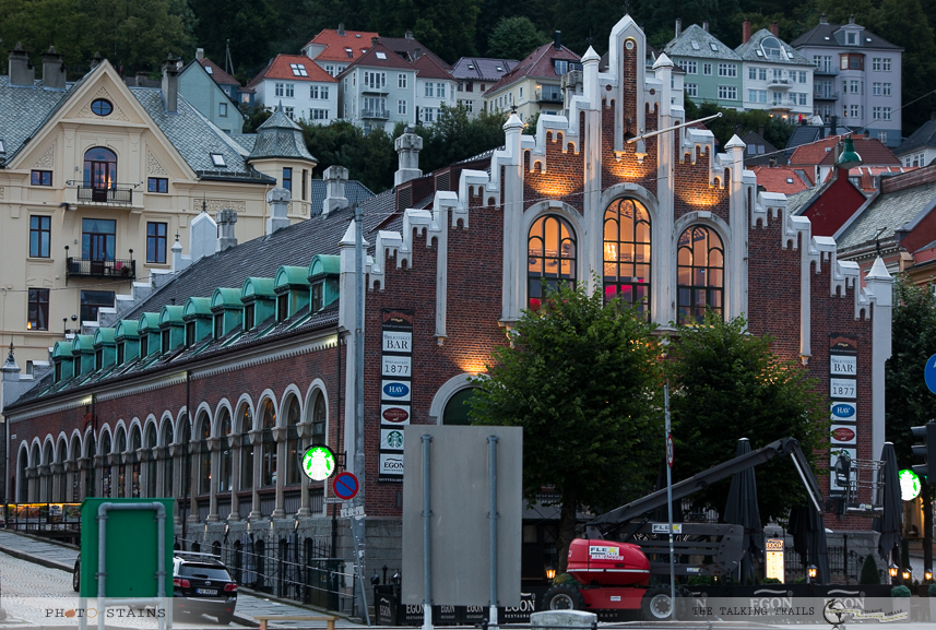 Bryggen by The Talking Trails