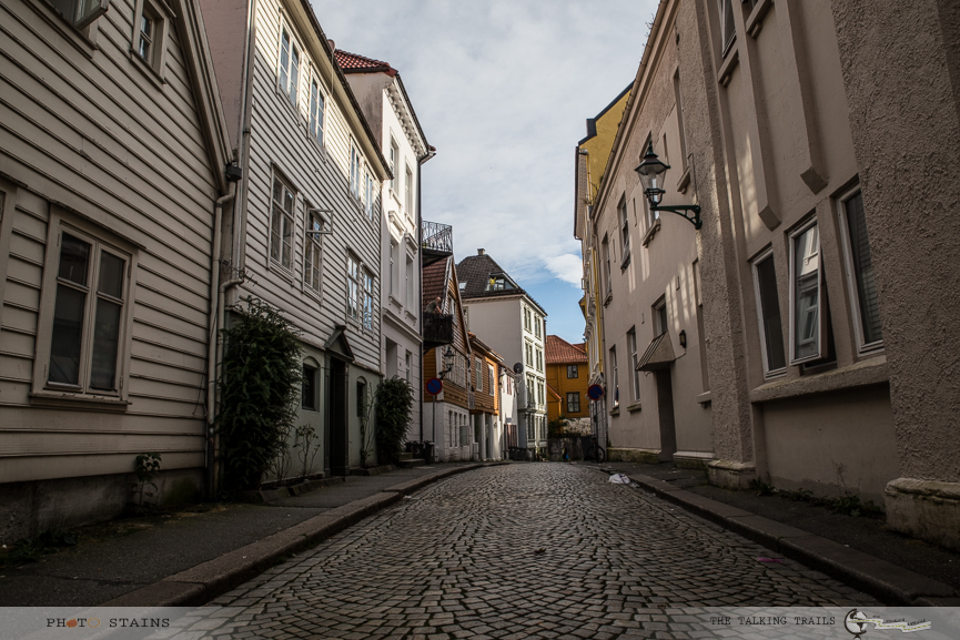Streets of Bergen byThe Talking Trails