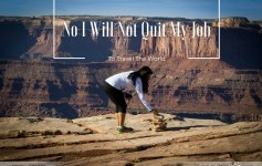 I will not quit job by The Talking Trails