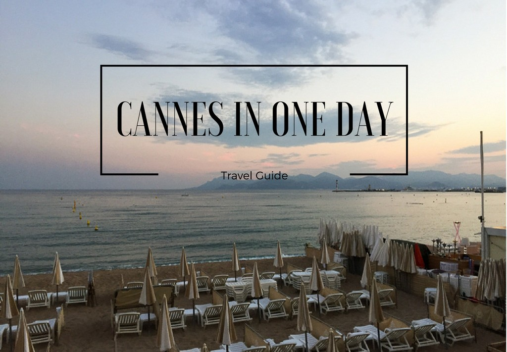 Cannes in one day by TheTalkingTrails