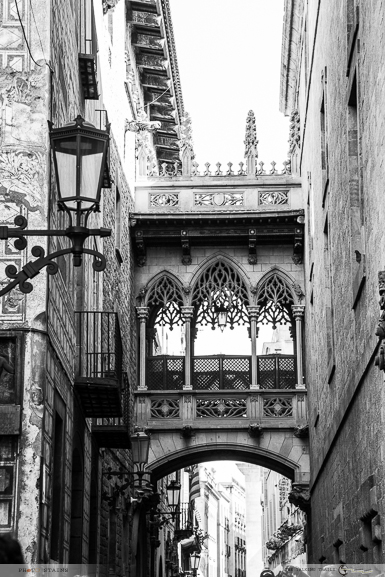 Barric Gotic By TheTalkingTrails