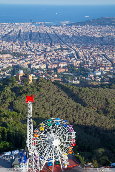 Tibidabo by TheTalkingTrails