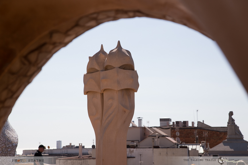 Casa Mila by TheTalkingTrails
