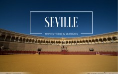 Seville by TheTalkingTrails