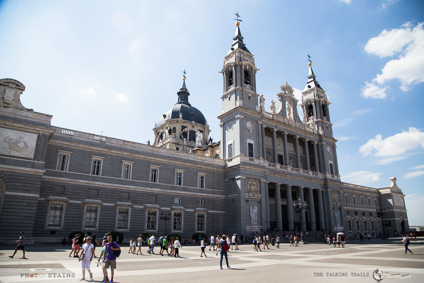 Cathedral de la Almudena by TheTalkingTrails