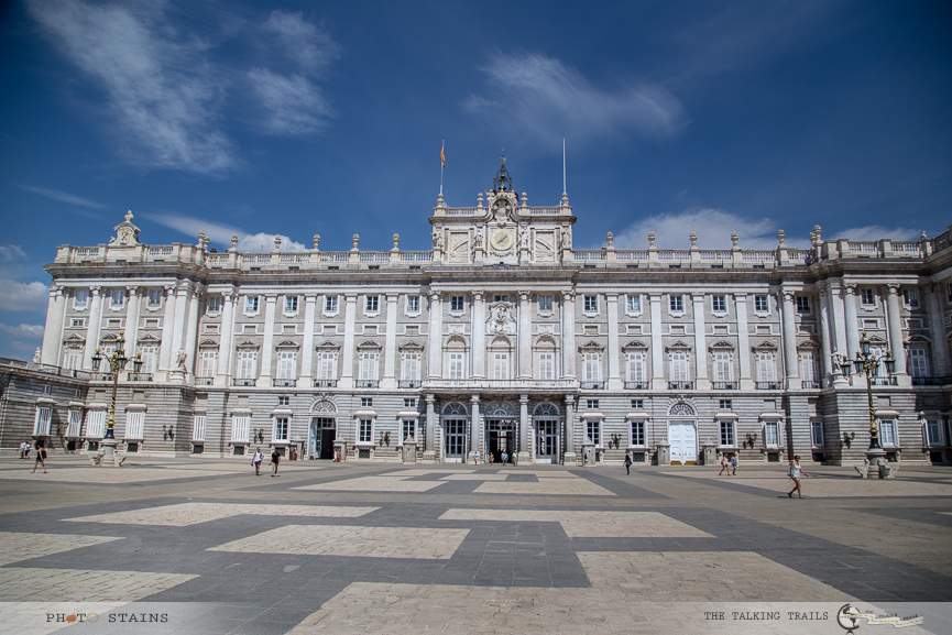 Royal Palace Madrid by TheTalkingTrails