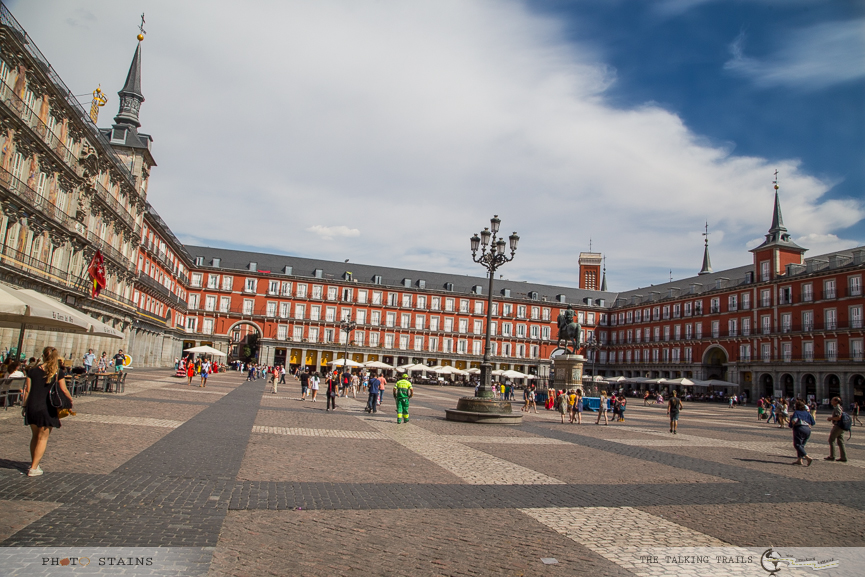 Plaza Mayor by TheTalkingTrails