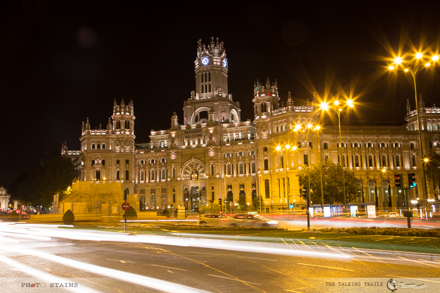 Palacio de Cibeles by TheTalkingTrails