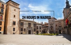 Madrid in 24 Hours by TheTalkingTrails