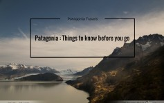 Patagonia by TheTalkingTrails