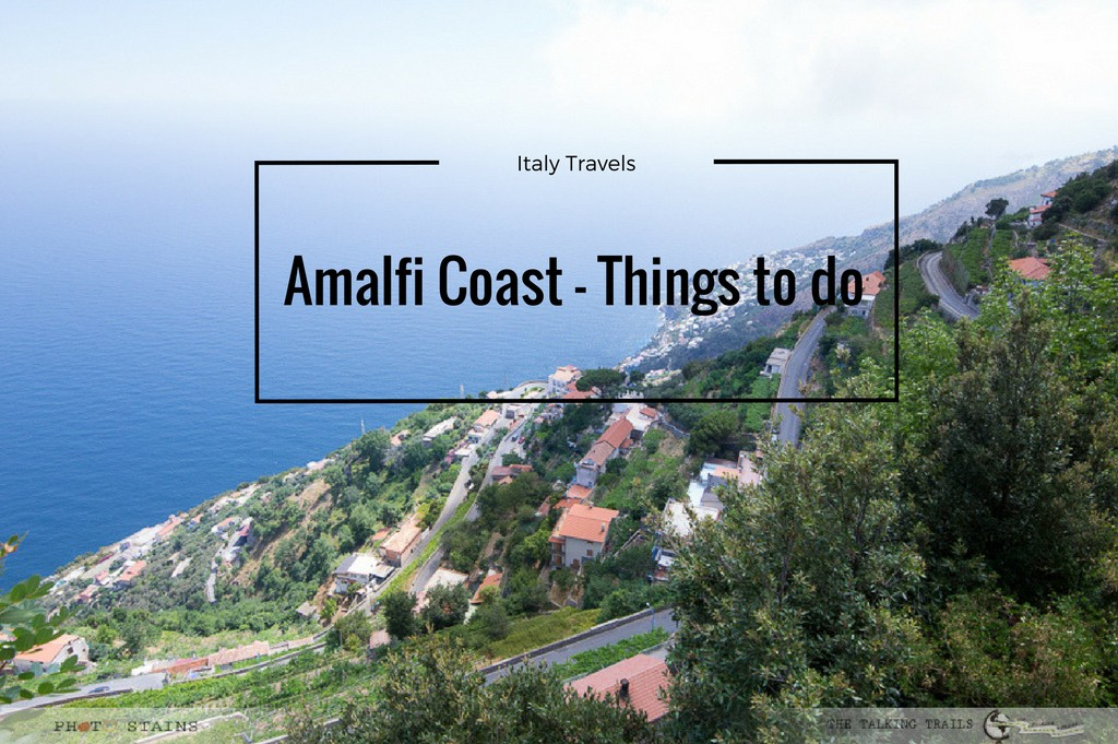 Amalfi by TheTalkingTrails