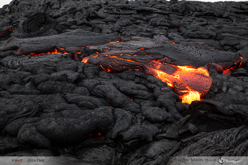 Lava in BigIsland by TheTalkingTrails