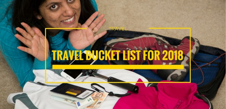 Travel Bucket List by TheTalkingTrails