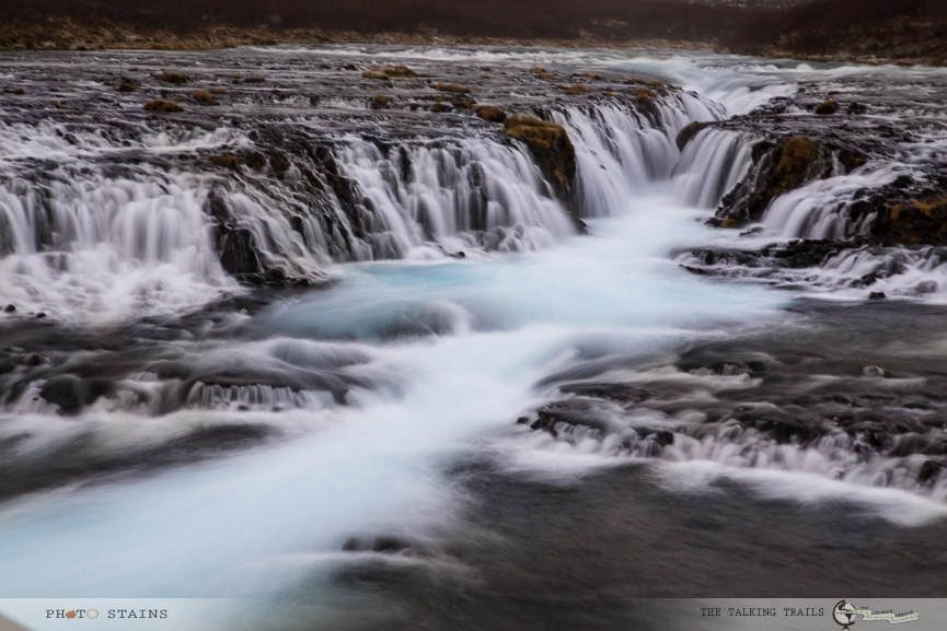 Bruarfoss by TheTalkingTrails