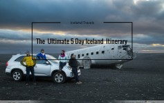 Iceland Itinerary by TheTalkingTrails