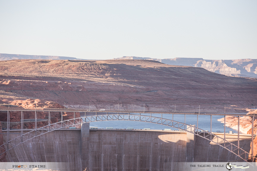 Glen Canyon Dam by TheTalkingTrails