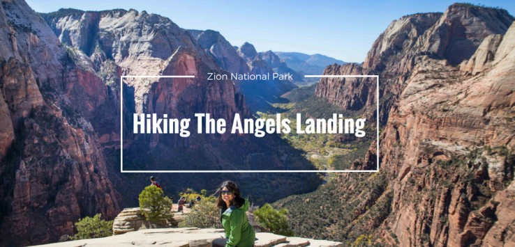 Hike Angels Landing by TheTalkingTrails