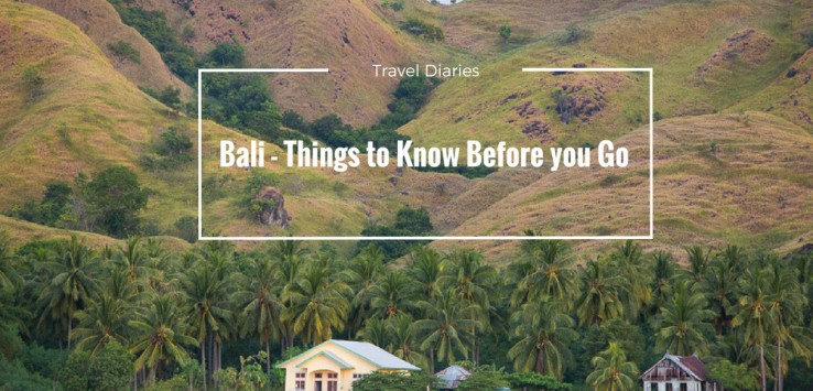 Bali by TheTalkingTrails