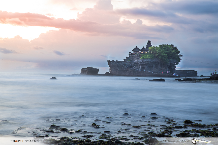 Tanah Lot Temple by TheTalkingTrails