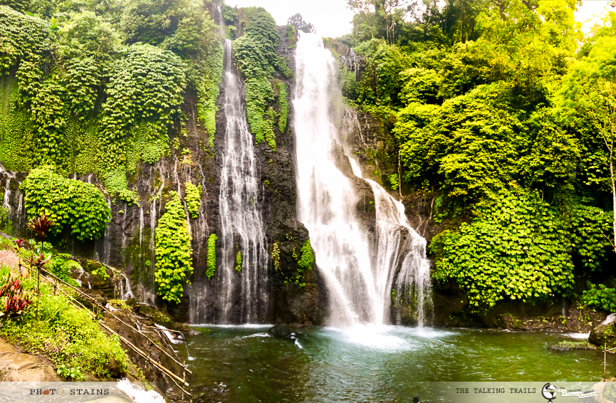Waterfalls of Bali by TheTalkingTrails