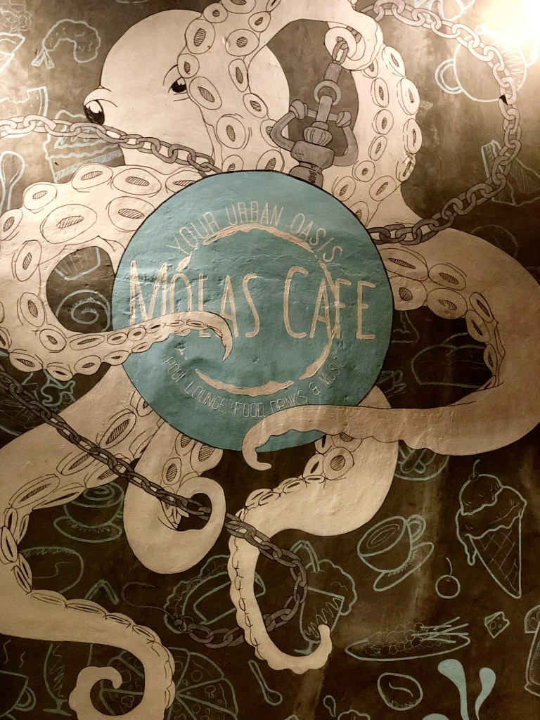 Molas Cafe by TheTalkingTrails