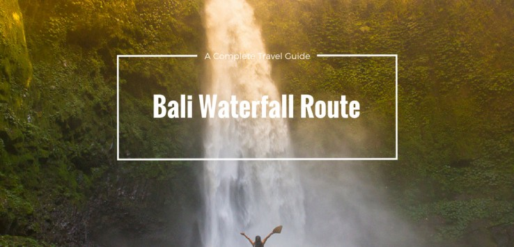 Bali Waterfall by TheTalkingTrails