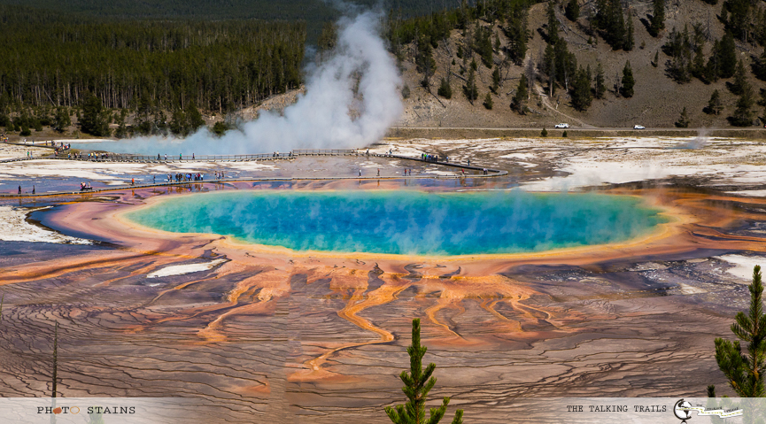 Yellowstone National Park by TheTalkingTrails