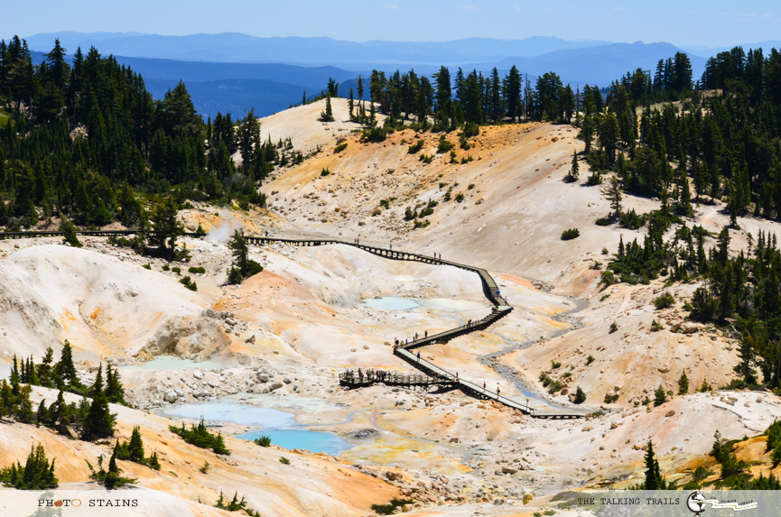Bumpass hell by TheTalkingTrails