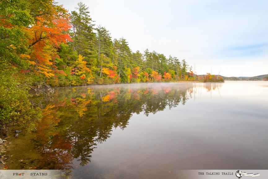 Fall in Maine by TheTalkingTrails