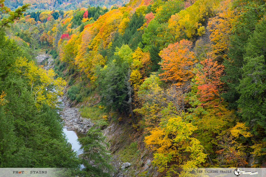 Vermont in Fall by TheTalkingTrails