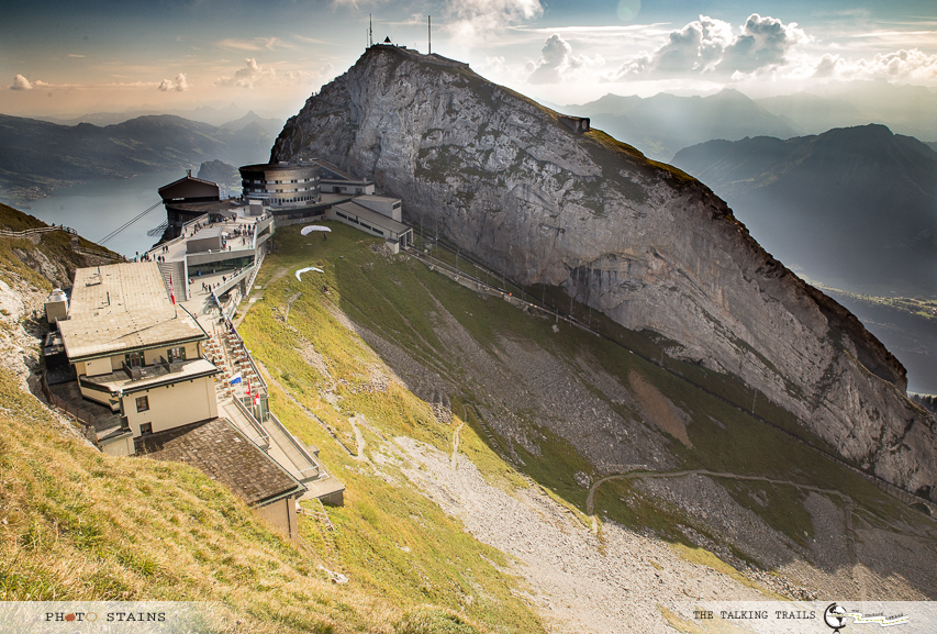 Mount Pilatus by TheTalkingTrails