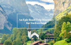 Switzerland Road trip by TheTalkingTrails