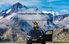 Grimsel Furka Pass by TheTalkingTrails