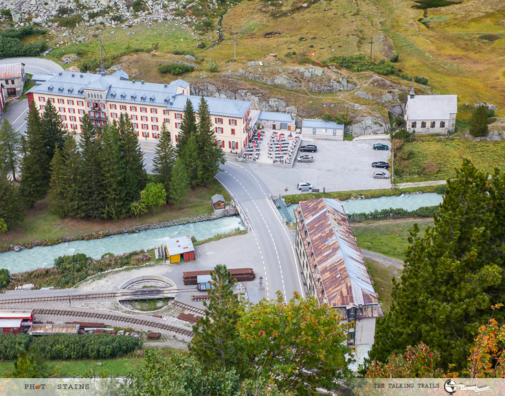 Grimsel Furka by TheTalkingTrails
