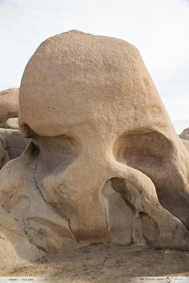 Skull Rock by TheTalkingTrails