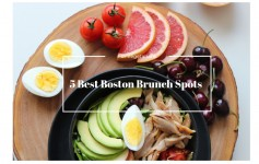 Best Boston Brunch Restaurants by TheTalkingTrails