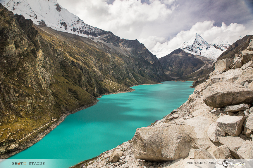 Lake Paron Peru by TheTalkingTrails